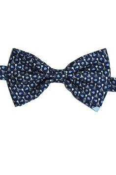 4cc803e8d5ed Salvatore Ferragamo Bow Ties New: Silk pre-tied Salvatore Ferragamo bow tie  at $125 Now $75, snail design, novelty neckwear.