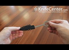 """Cold Steel Bird & Trout Knife 6-5/16"""" Overall with Concealex Neck Sheath - KnifeCenter - 20BTJ"""