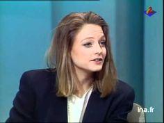 Jodie Foster speaking French: | Watch 15 Celebrities Speak In Other Languages