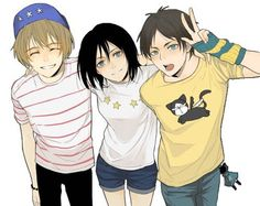 #wattpad #fanfiction This is the book after 'Frozen Hearts' Eren is now a nineteen year old living with his best friends Armin and Mikasa. He's decided after all those years of school, and because he hasn't decided on what he wants his career to be, he's taking a break before college.  His life is normal. He works at h...