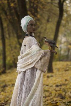 Авторские куклы Елены Мисюны