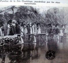 San Ignacio, 1951 Baja California Sur.