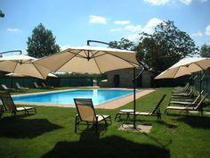 Toskana: Ruhiges Hotel Hotel Le Capanne, Arezzo, Italien   Escapio