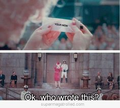best hunger games meme ever I'm laughing harder than I probrably should be right now! HAHAHA! :D