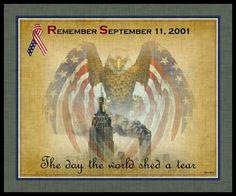 September 2015 - We Remember Remembering September 11th, We Remember, Moose Art, History, Cover, Books, Forget, Sayings, Historia