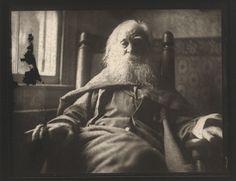 Walt Whitman and a cup of Shilajit!