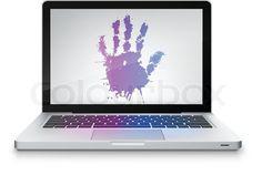 """Résultat de recherche d'images pour """"laptop vector"""" Laptop, Image, Laptops"""