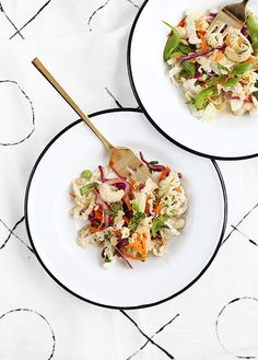 Chinese Chicken Salad (Gluten Free) from Modern Potluck