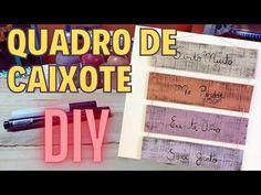 Quadro De CAIXOTE - Ho'oponopono - YouTube