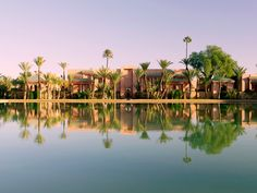 The Amanjena Resort offers a peak into the Moroccan culture and its amazing architecture. With a wide array of activities and perks, this is the place to spend your holiday at.