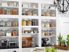 "Expert Kitchen Design - ""built in bookcase"" pantry"