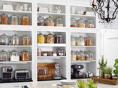 "Expert Kitchen Design - ""built in bookcase"" pantry"