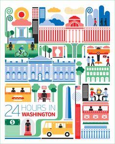 // 24 Hours In Washington