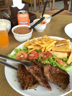 Esimene söök mul Brasiilias