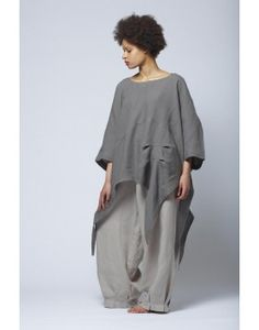 Azelea-Thunder Top £185 and I love the trousers too. need to win the lottery though Got to sort out how to make patterns