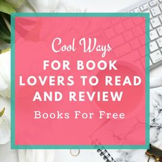 Love books? How about earning extra income for reading books? Here are 20 fantastic sites that allow you to read books and get paid to review books.