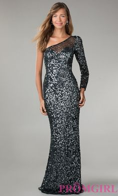 Long Prom Dress Style: PV-9814 Front Image