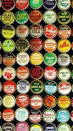 idea for dad's office? Lemon Beer, Lemon Lime, Cool Packaging, Vintage Packaging, Tapas, Bitter Lemon, Grapefruit Soda, Grape Soda, Decoupage