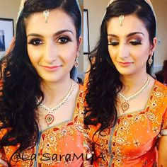 The sis-in-law on her day ❤️ makeup / veil styling by me!  @tythehairguru killed her hair!  #makeupartist #motd #lotd #mua  #igmakeup #instamakeup #mac #makeupaddict #makeupdolls #makeupmobb #instaglam #makeuphoneys #makeuplover #ilovemakeup  #makeup #beauty #beatthatface #iloveigmuas #beautyguru #smoky #instamakeup #glam #lashesfordays #makeupbyme #photoshoot #pakifashion #brides #pakistaniwedding #weddings