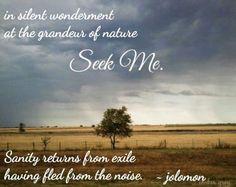 seek-me Seek Me, Reflection, Nature, Naturaleza, Nature Illustration, Off Grid, Natural