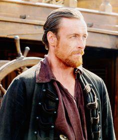 Toby Stephens as Captain Flint in Black Sails