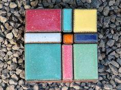 Mosaik Pflasterstein in herrlicher Farbvariante, absolut frostfest - Gärten für Auge & Seele