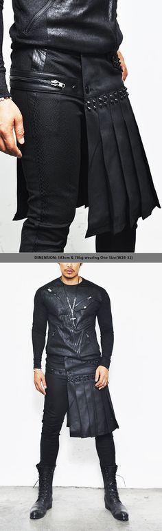 I mean I'm pretty sure Ronan would wear a kilt.