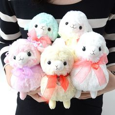 Girly Kids Alpacasso Plushies (Standard)