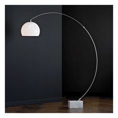 Lampadaire moderne Egg