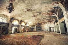 The Haunted and Abandoned Baker Hotel of Texas – Abandoned Playgrounds