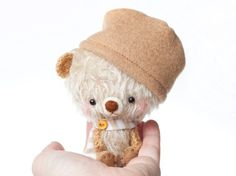 adorable handmade tiny teddy bears