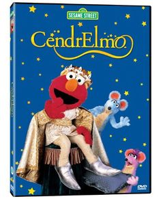Le monde d'Elmo: Cendrelmo (Version française)