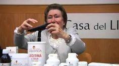 Presentación de Complementos Alimenticios de Ana Mª Lajusticia