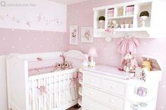 enxoval de bebê rosa dos sonhos