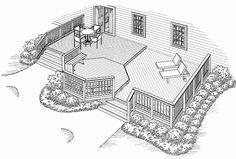 rancher deck - Google Search