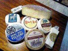 formatges de pastor catalans