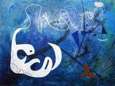 Night Wanderings By Alice Boyle Acrylic and Plaster on Hardboard www.aliceboyle.co.uk www.facebook.com/artistaliceboyle #painting #abstractart #texture #aliceboyle
