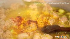 Come preparare i #Malloreddus alla campidanese  #gnocchettisardi #sardinia #pasta #traditionalpasta #sardegna #italianfood Pasta, Grubs, Taste Buds, Vegetables, Food, Youtube, Essen, Vegetable Recipes, Meals