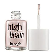 Benefit Cosmetics High Beam - High Beam High Beam  #sephora. My new obsession. It makes check bones pop as well as giving them a natural glow.