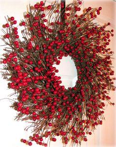 Twig Wreaths - Bing Images