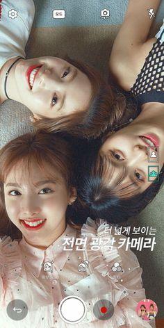 LG V30-Twice 'Knock Knock'
