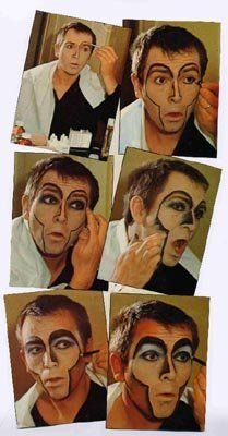 thecuckoococoon:  Peter Gabriel is prettier than me.