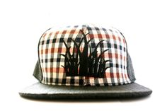 Black straw and Tartan Snapback cap by: Grassbacks Snapback Cap, A Good Man, Dapper, Tartan, Hipster, Guys, Cool Stuff, My Style, How To Wear
