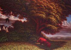 Under the Tree - Leonard Koscianski