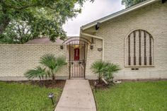 Dallas Real Estate Channel can provide you with the right realtor. Call us - This lovely home is b. Dallas, Sidewalk, The Originals, World, Side Walkway, Walkway, The World, Walkways, Pavement