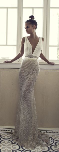 Wedding Dress: Zahait Tshuba