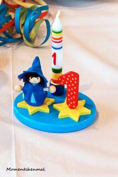 Erster Geburtstag Baby 1. Geburtstag Momentchenmal Blog deko dekoration