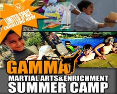 $150 for Week of Camp at BRAND NEW Gamma Academy in Downtown Bethesda (50% off)
