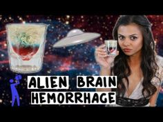 ▶ How to make the Alien Brain Hemorrhage Shot! - Tipsy Bartender - YouTube
