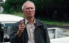 New trending GIF tagged greatest scenes clint eastwood clint. Clint Eastwood, I Movie, Movie Stars, Grand Torino, Get Off My Lawn, Jackie Chan, Lose Something, About Time Movie, Documentary Film